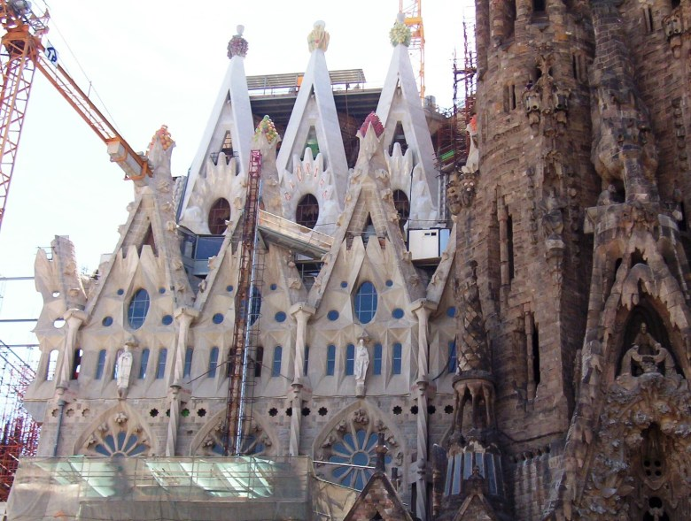 Barcelona by Gaudí Sagrada Família