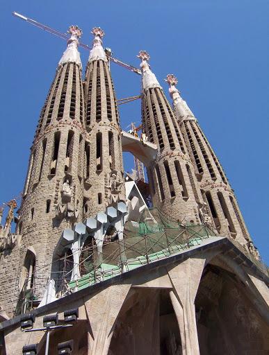 Barcelona by Gaudi
