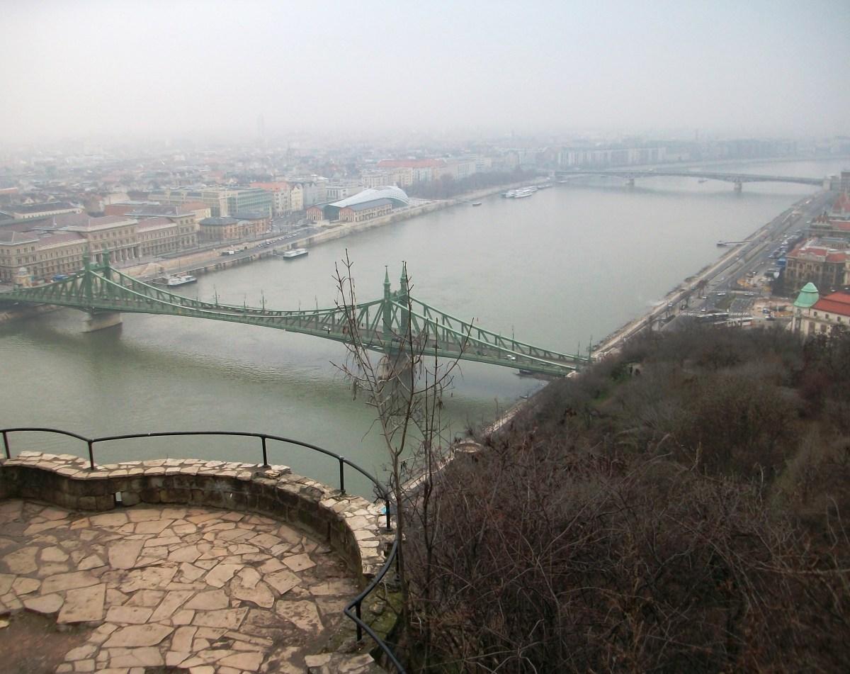 Descendo o Danúbio