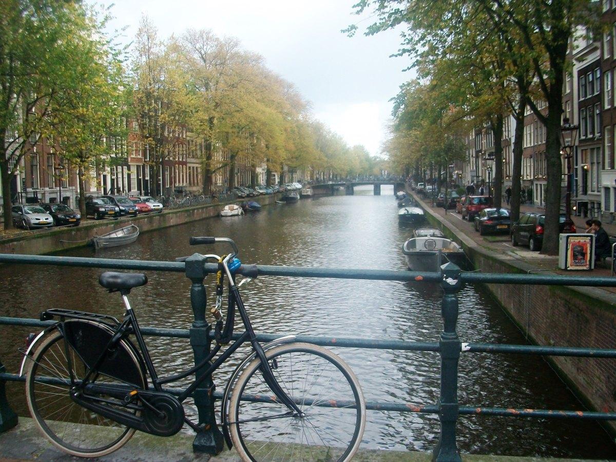 Uma aldeia chamada Amesterdão