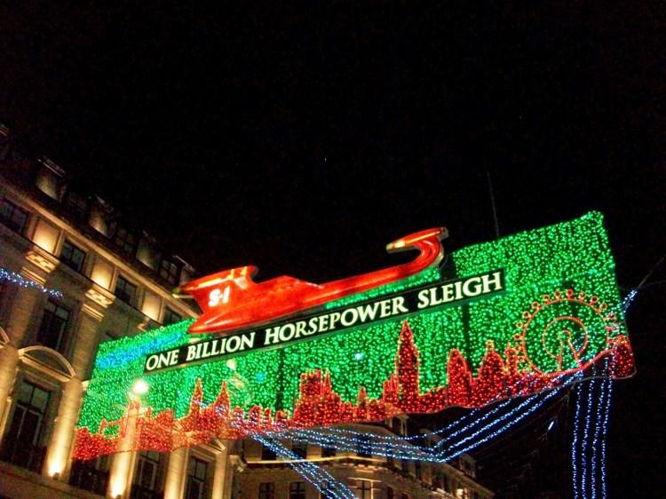 Regent Street Londres