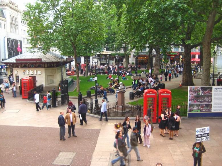 Atividades grátis em Londres