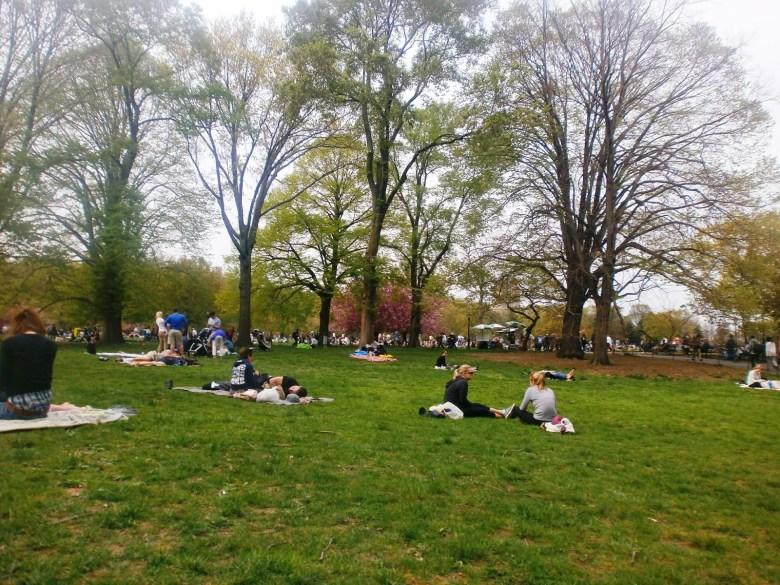 Central Park  Nova Iorque: locais que nos transportam para a infância