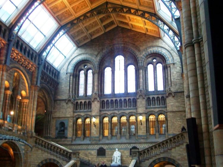 À  descoberta de quatro icónicos Museus de História Natural