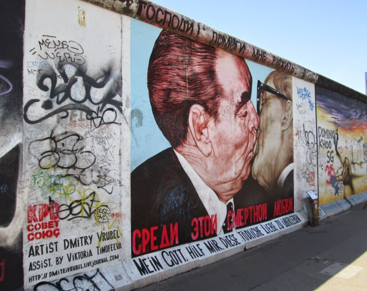 East Side Gallery Berlim