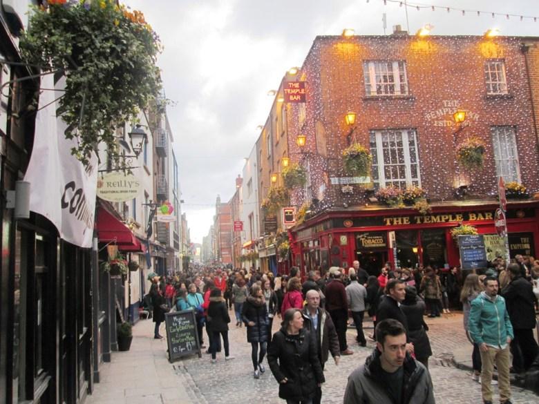 Dublin, uma cidade com uma pitada de Guinness