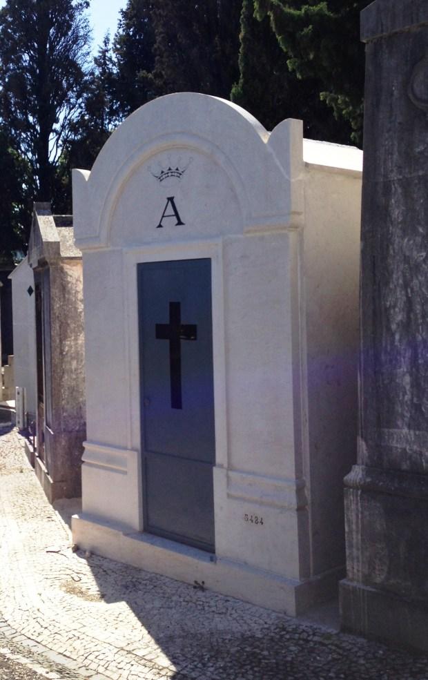 Lisboa - Cemitério Prazeres