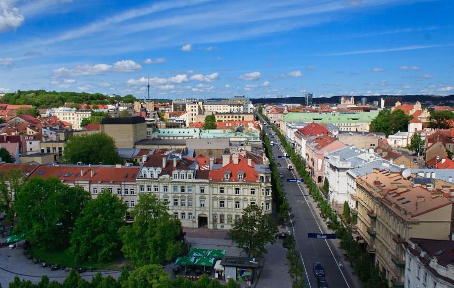 À descoberta do Báltico: Tallin, Riga e Vilnius
