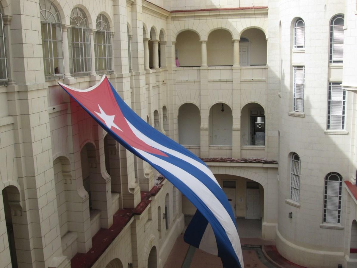 Bem-vindos a Havana