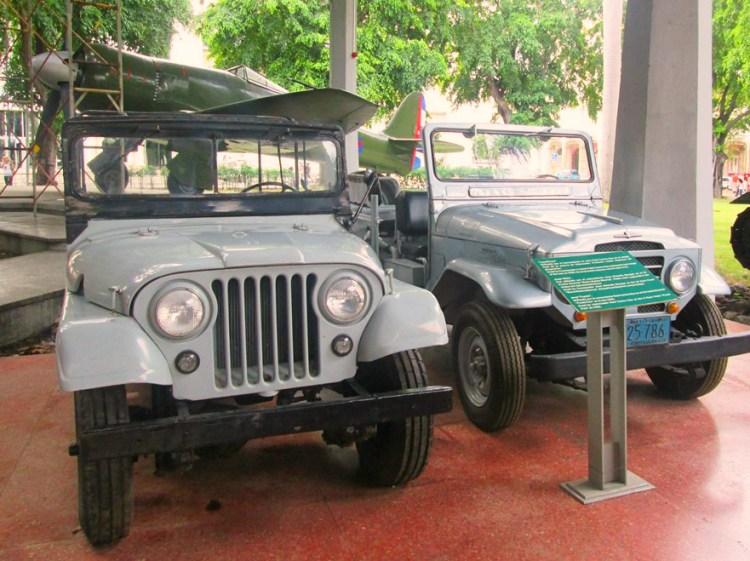 Museu Revolução Cubana