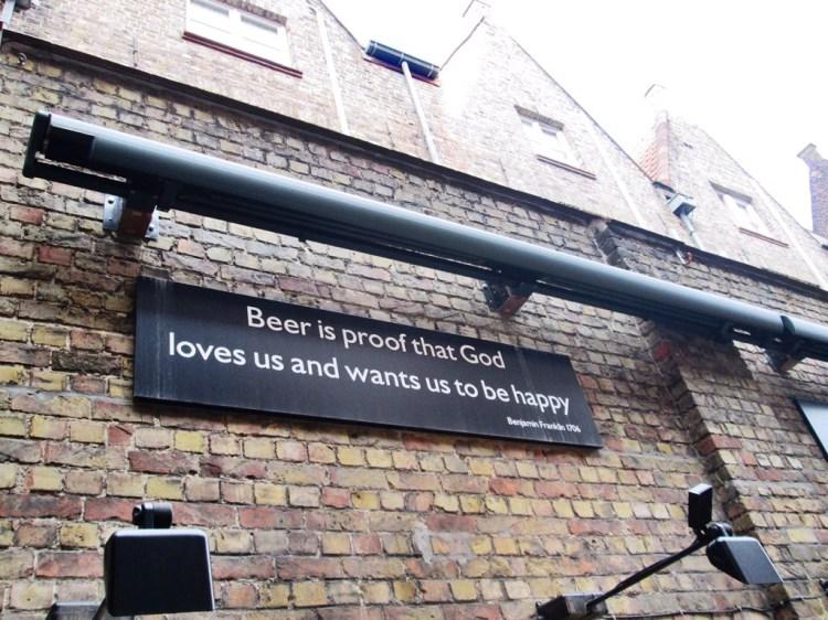 Cerveja 1 razão para visitar a Bélgica