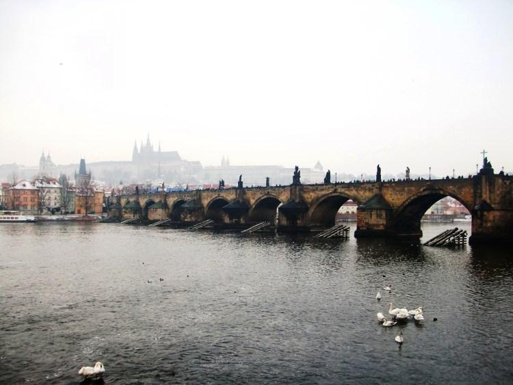 Praga  cidades Europeias