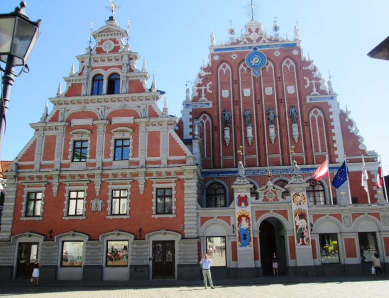 Riga Cidade low cost Europa
