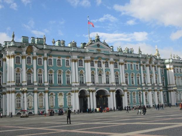 S. Petersburgo Hermitage