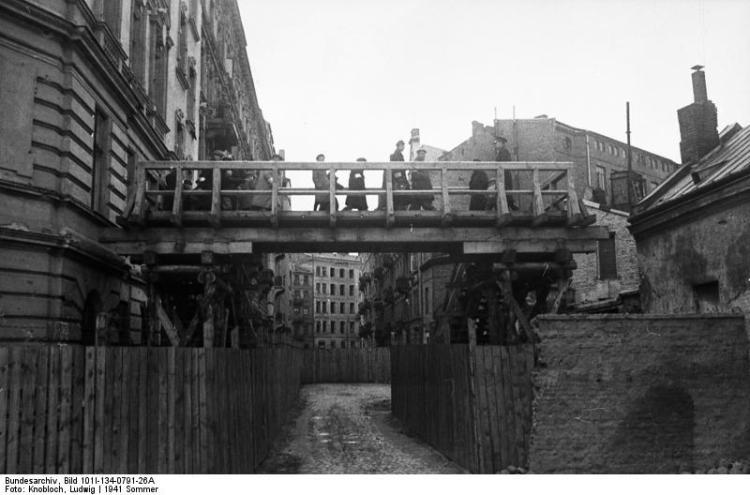 Polen, Ghetto Warschau