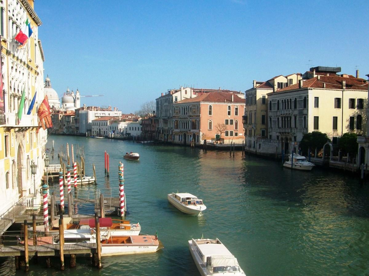 Cidades que se parecem com Veneza