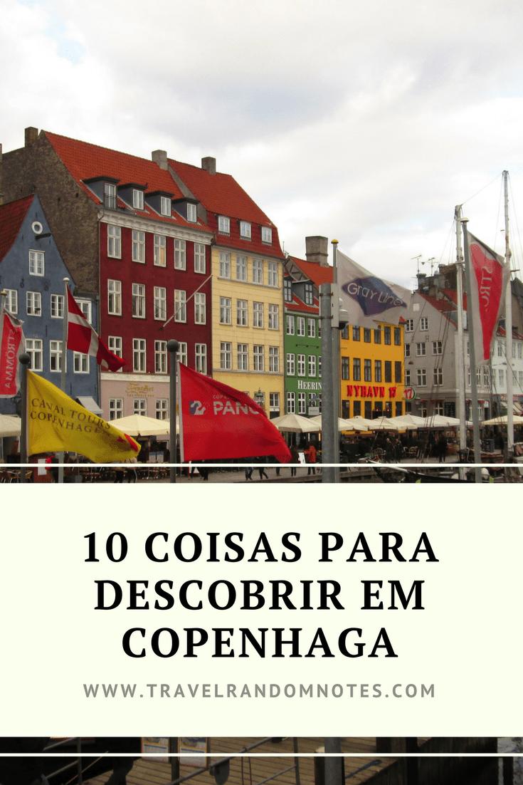 10 Coisas para descobrir em Copenhaga