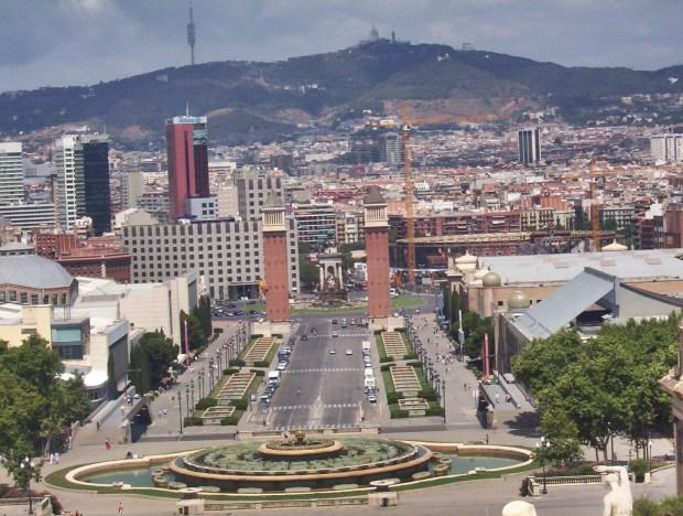 Barcelona Museo Nacional de Arte de Cataluña
