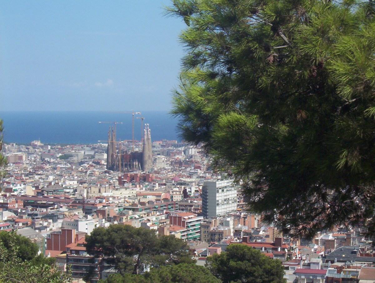 Os 5 melhores miradouros de Barcelona