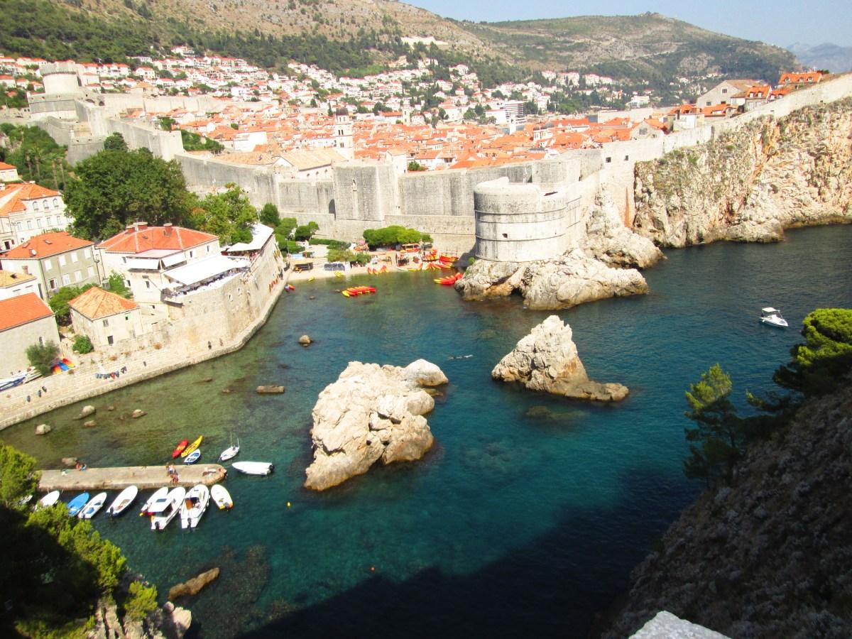 Dubrovnik, pérola do Adriático…