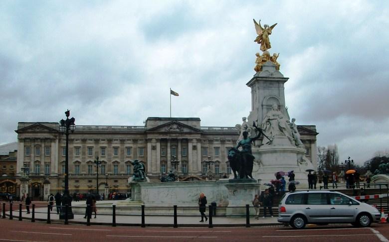 O que visitar em Londres Buckingham Palace