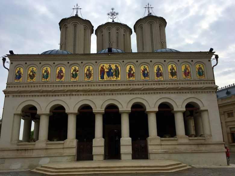 Bucareste - Catedral Patriarcal.jpg