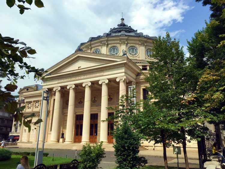 Ateneu Bucareste