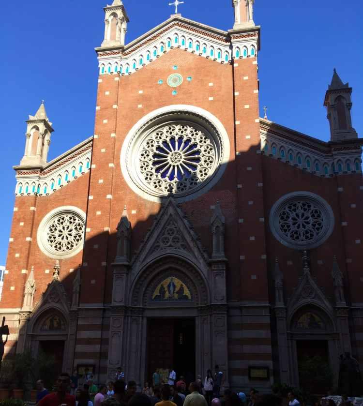 Istambul - Igreja St Antonio