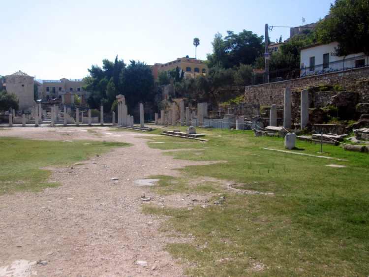 Athena - New Agora Atenas berço da civilização
