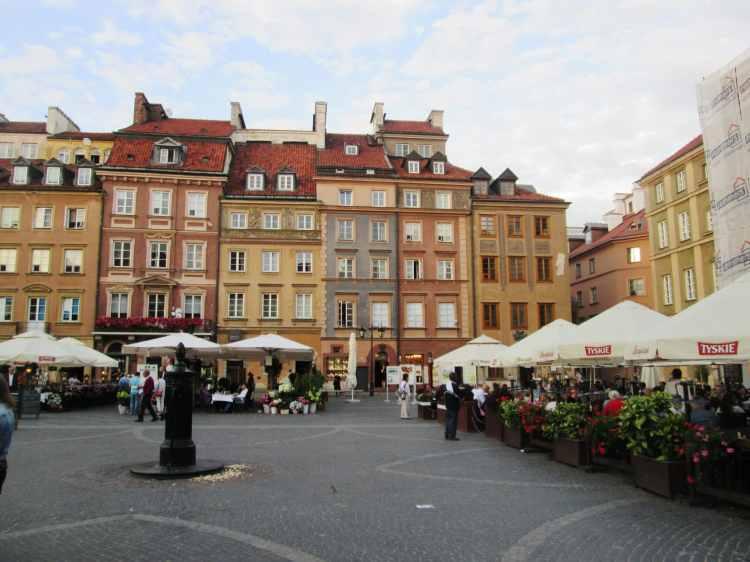Vamos descobrir Varsóvia?