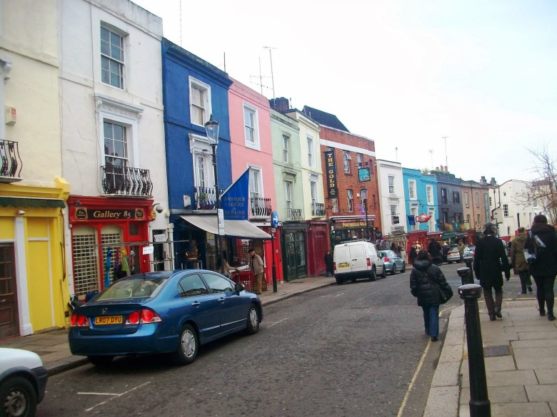 Portobello Road Londres