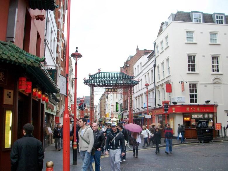 Chinatown O que visitar em Londres