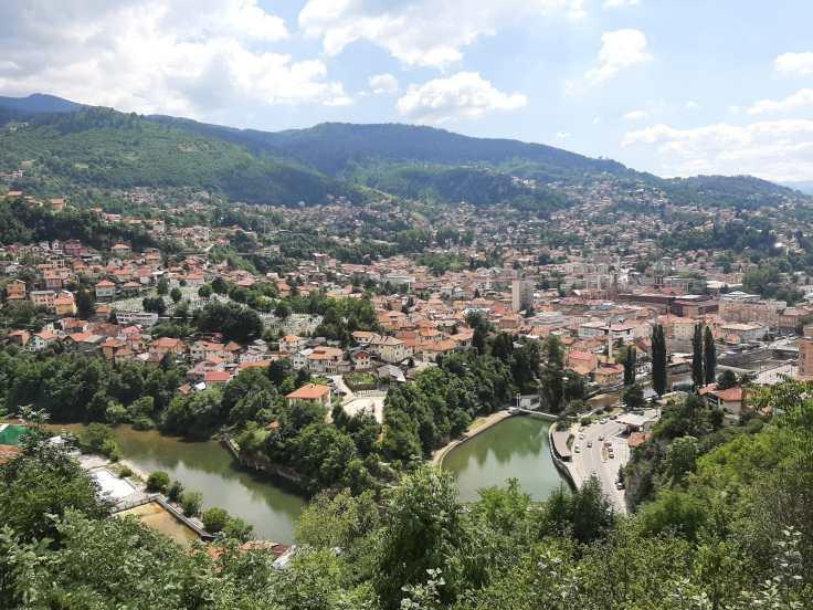 Sarajevo Yellow Fort.
