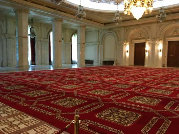 Parlamento Bucareste1