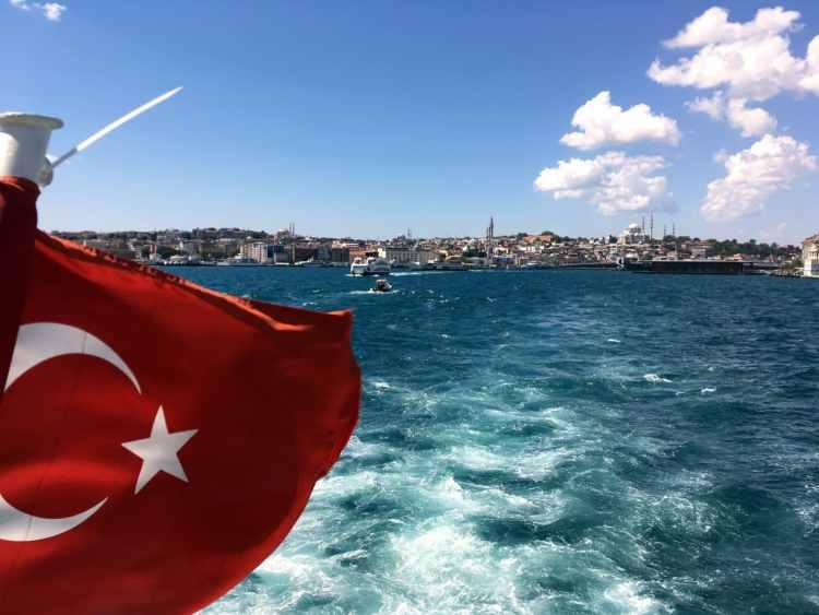 Istambul - Bosforo