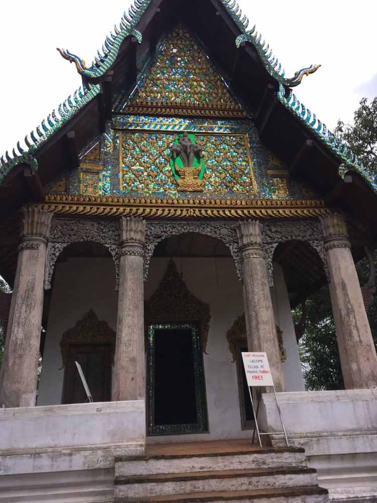 Wat Pa Huak - Monte Phousi - Luang PrabangExt