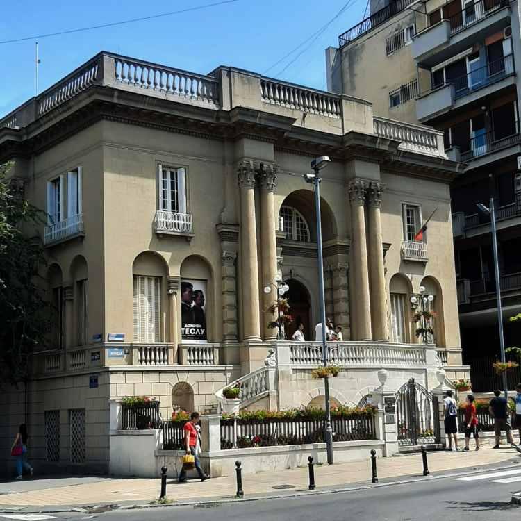 Belgrado Fénix Branca