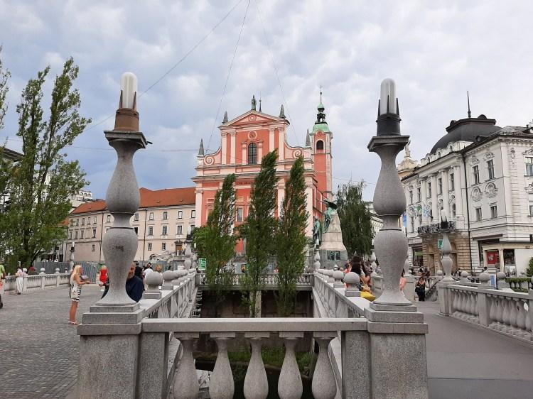 Ljubljana, a cidade verde