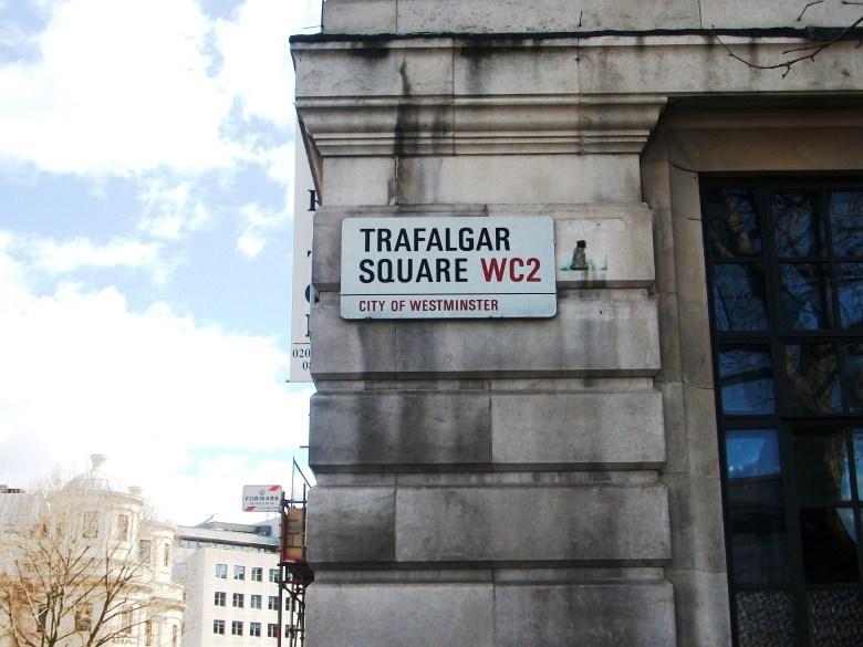 Trafalgar Square O que visitar em Londres