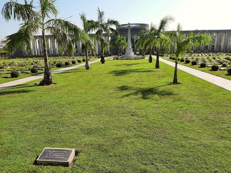Cemitério de Guerra de Taukkya