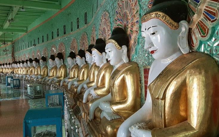 Myanmar Terra Dourada