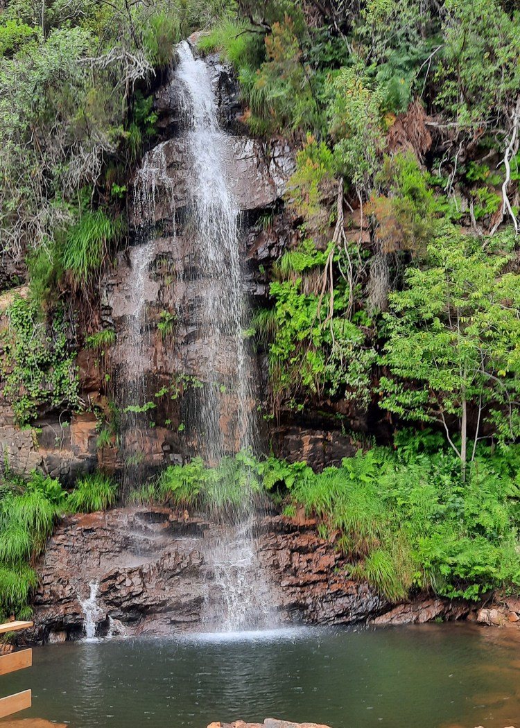 Cascata da Fraga da Água d'Alta