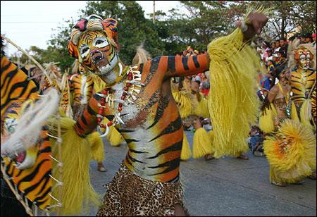 колумбия карнавал