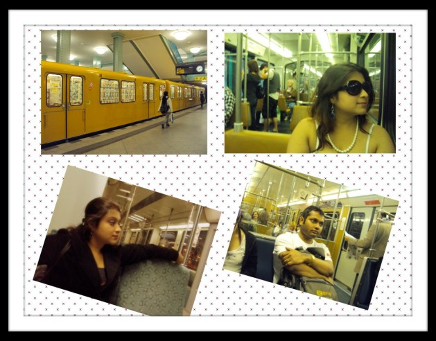 Trains and Metros of Germany