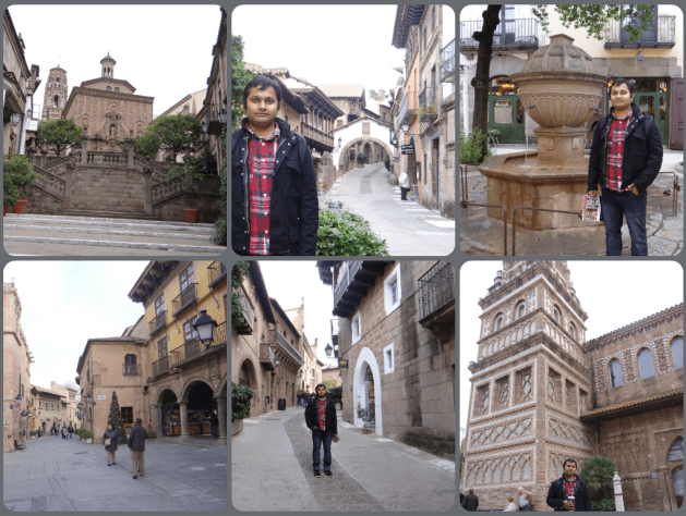 Poble Espanyol - An architectural museum in Barcelona, Travel Realizations