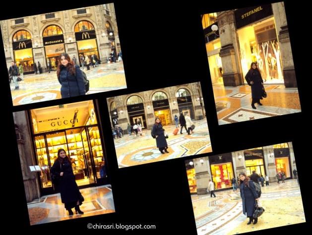 Galleria Vittorio Emanuele, Milan, Italy, Travel Realizations