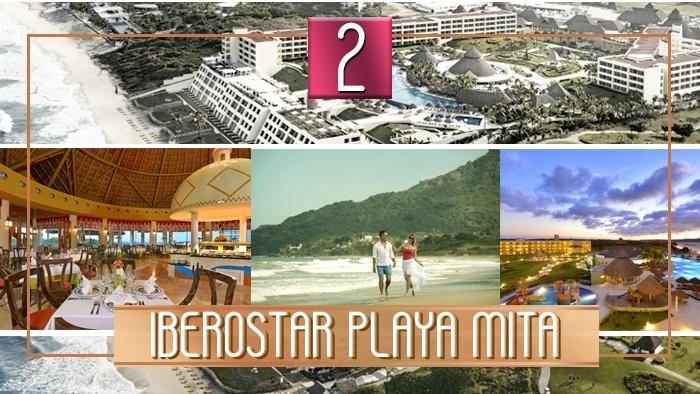 Conoce los 10 mejores hoteles todo incluido de Mxico