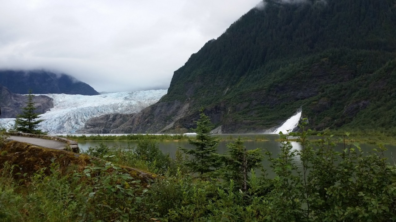 Mendenhall glacier 2