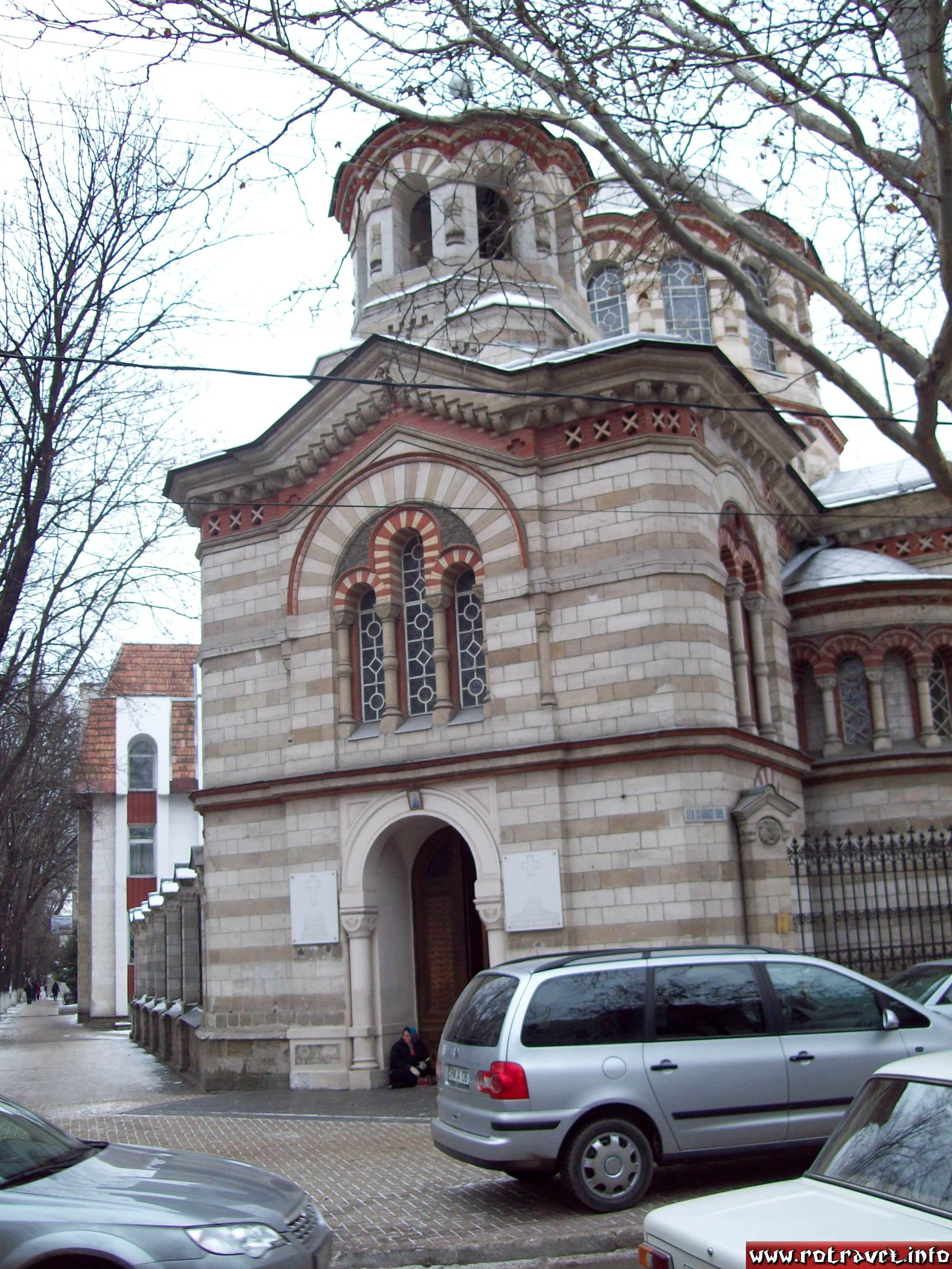 St. Pantelimon Church, 1891