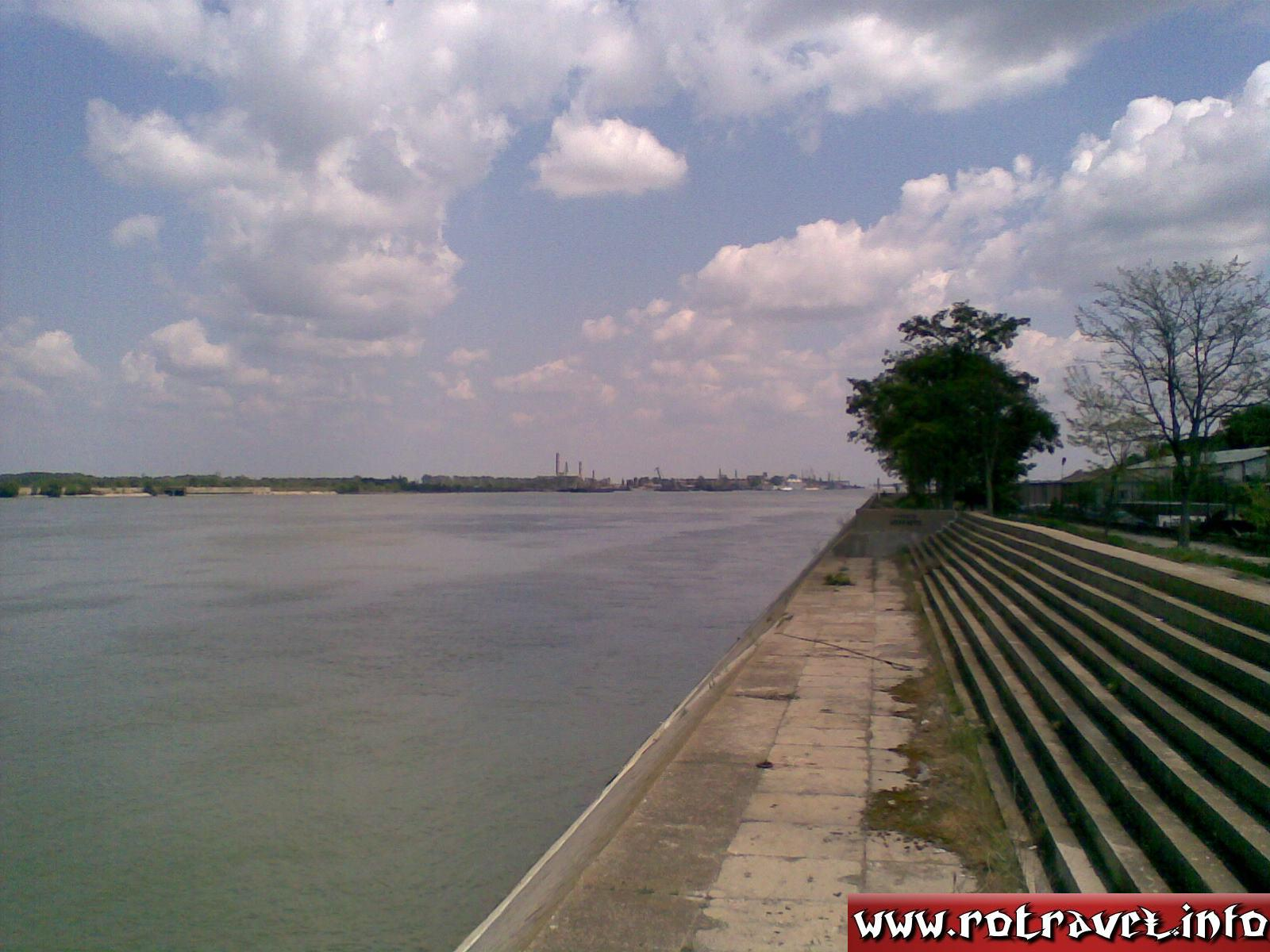The Danube (Dunav in Bulgarian)